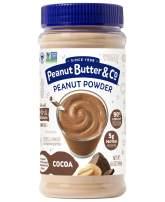 Peanut Butter & Co. Cocoa Peanut Powder, Non-GMO Project Verified, Gluten Free, Vegan, 6.5 oz Jar
