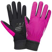 Anqier Winter Gloves for Men Women Thermal Gloves Waterproof Warm Gloves Driving Running Cycling Cold Weather Gloves