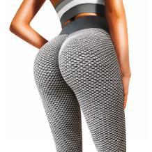 ARRUSA TIK Tok Butt Lifting Leggings, Tummy Control Workout Tights, Women's High Waist Yoga Pants for Gym Sports