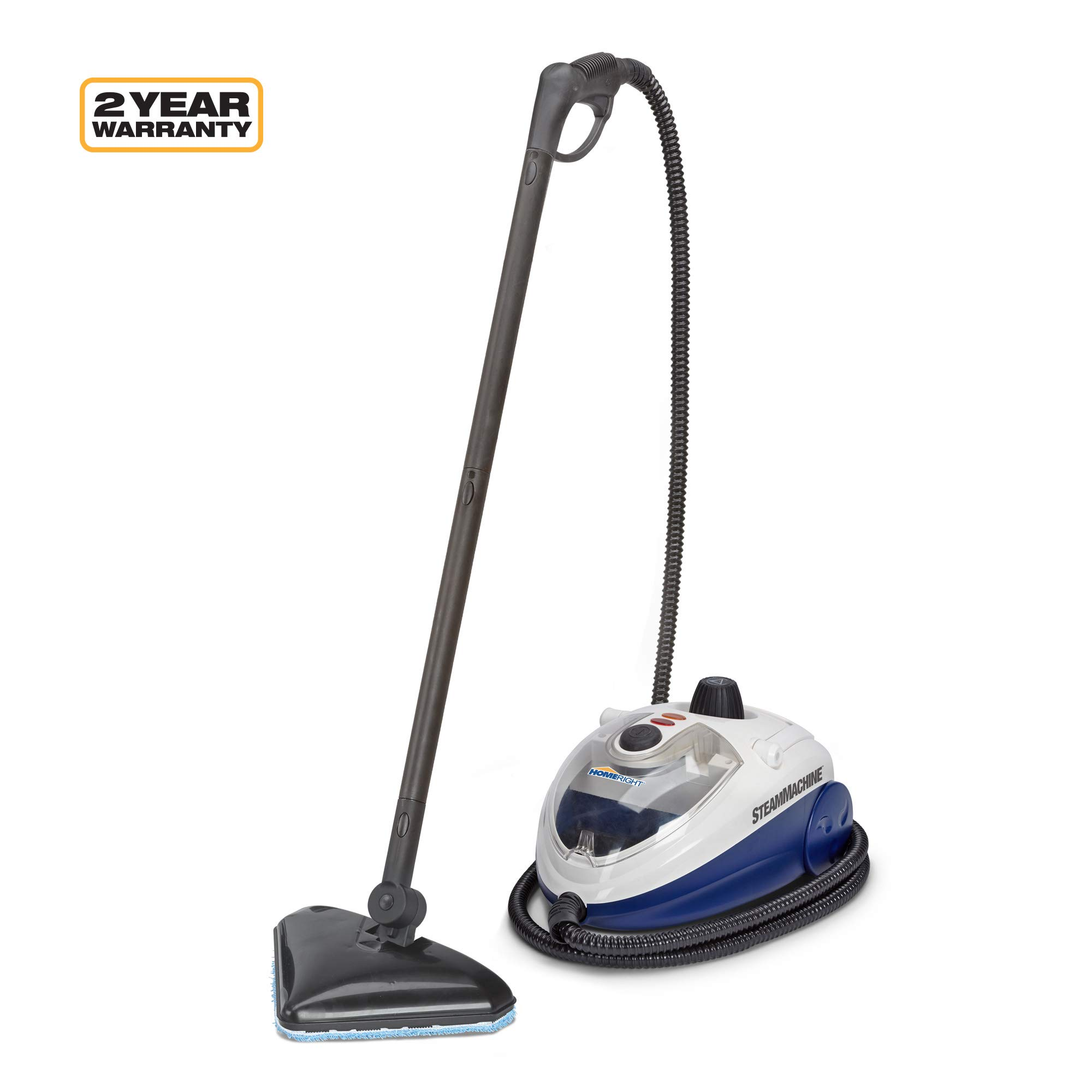 Wagner Spraytech C900134.M StamMachine Elite Steam Cleaner, Chemical Free Cleaner with 20 Attachments