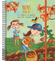 Wells Street by LANG WSBL Mom's 2020 Deluxe Planner (20997061033) Personal Organizer (20997061033)