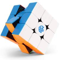 GAN 356 R S 3x3 Speed Cube Gans 356 R S 3x3 Magic Cube, Gan356 RS 3x3x3 Speed Cube Puzzle, Stickerless