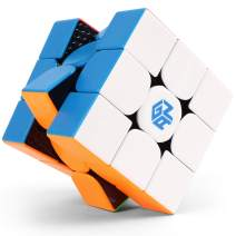 GAN 356 R S 3x3 Speed Cube Gans 356 R S 3x3 Magic Cube, Gan356 RS 3x3x3 Speed Cube Puzzle, Stickerless