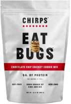 Chocolate Chip Cricket Cookie Mix with Cricket Powder (Cricket Flour)