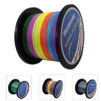 Super Strong Braided Fishing Line - 4 Strands Multifilament Pe Fishing Line - Abrasion Resistant Braided Lines – Incredible Super Power line 10LB-133LB, 110 Yards-1100 Yards