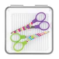 InterDesign Linus Interlocking Drawer Organizer for Kitchen, Office, Bathroom Vanities - Small, Clear