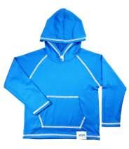 Veyo Kids - Sun Hoodie | Boys & Girls UV Protection Shirt with Hood | Lightweight and Breathable