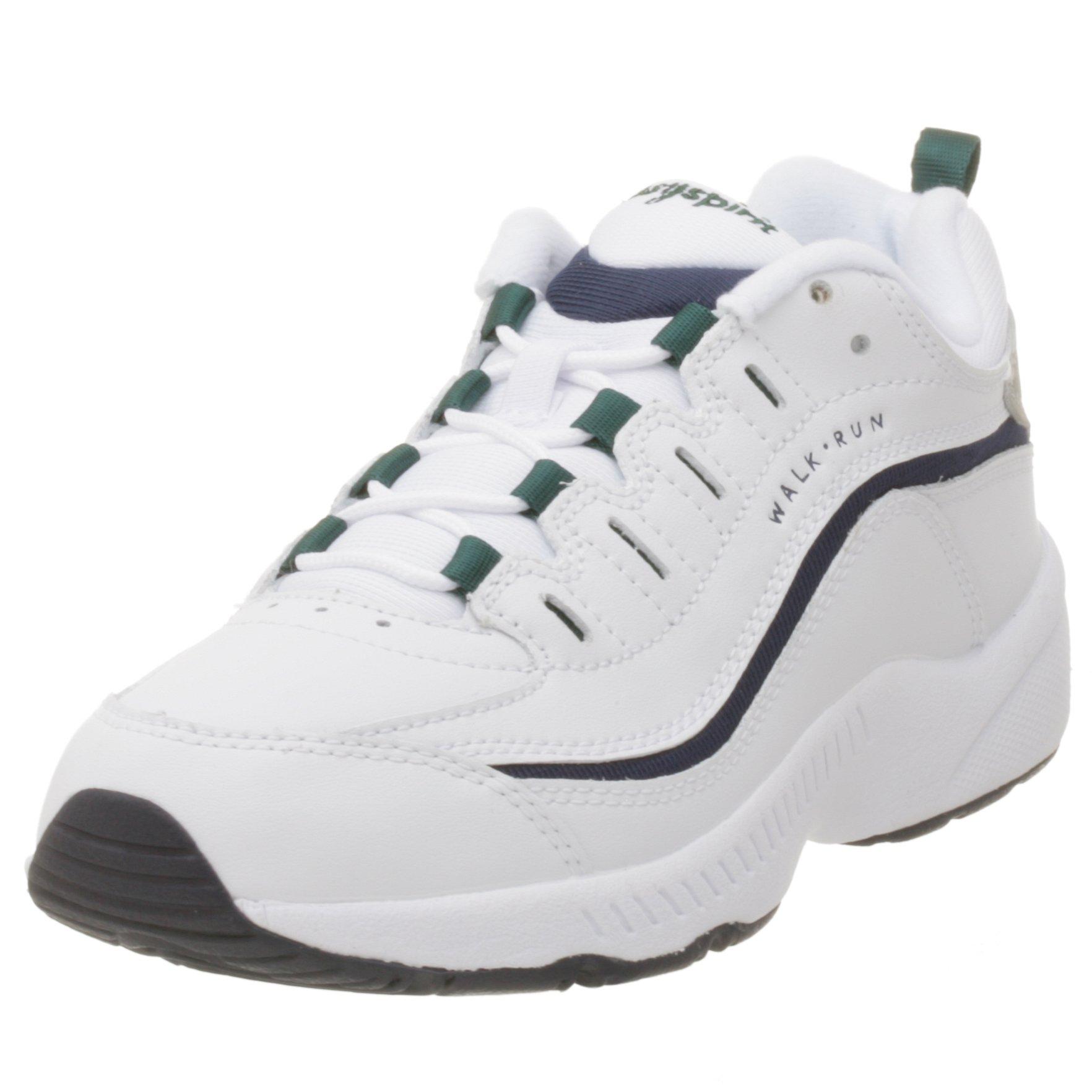 Easy Spirit Women's Romy Sneaker, White 140, 7