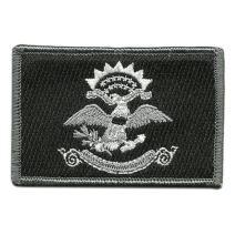 Tactical State Patch - North Dakota - Black