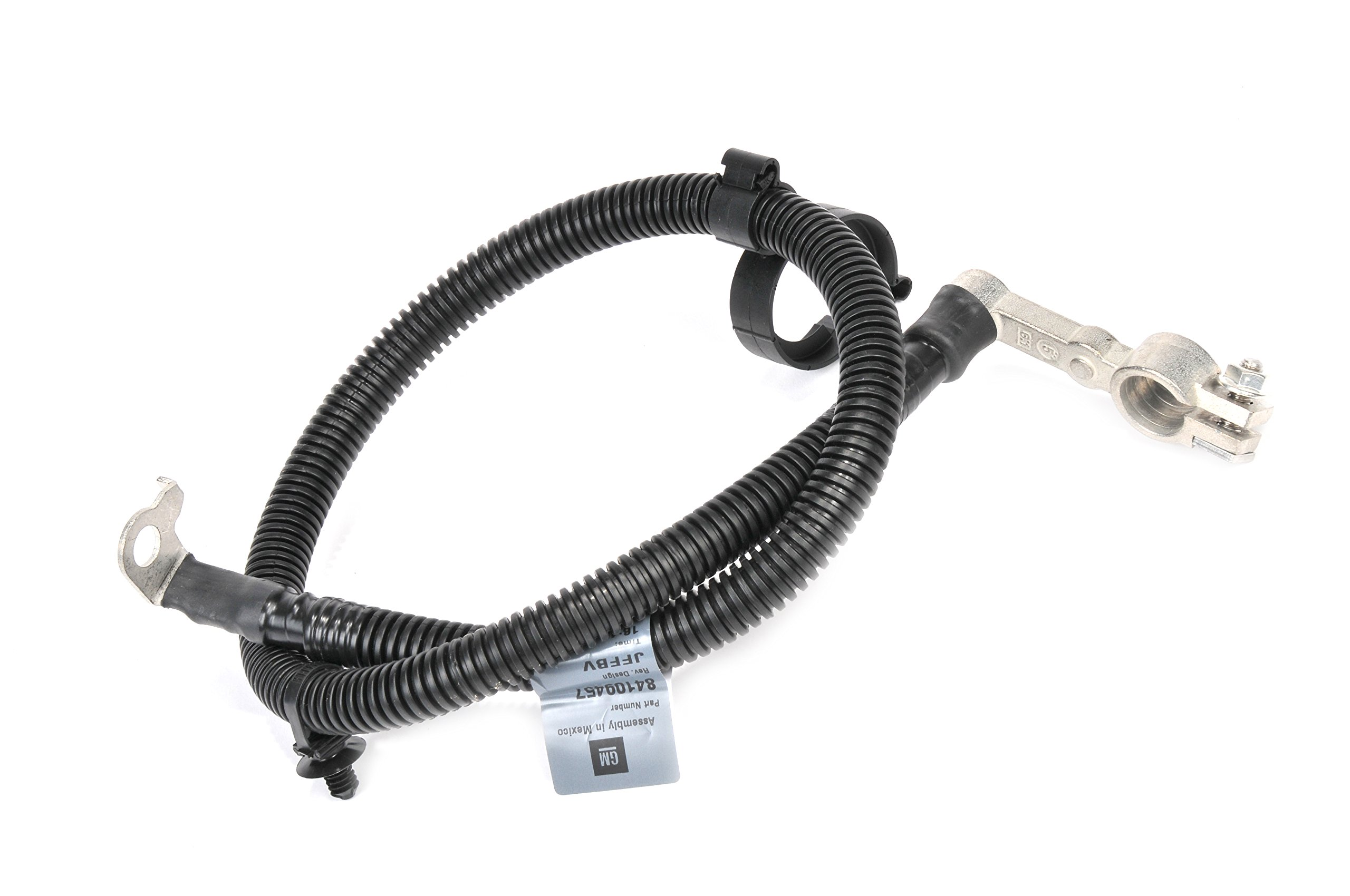 ACDelco 84109457 GM Original Equipment Auxiliary Battery Negative Cable
