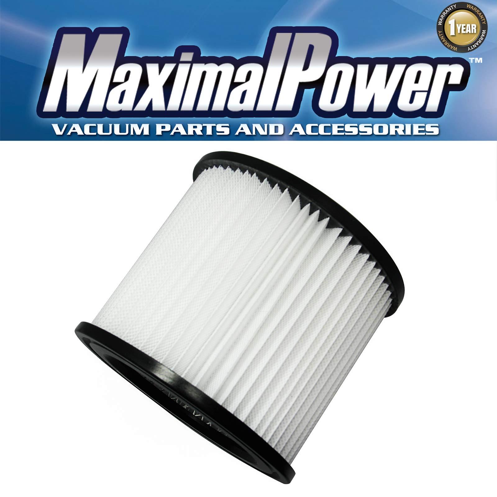 MaximalPower Replacement Filter for Shop Vac 903-98 Hangup Wet/Dry Vacuum Cartridge Filter