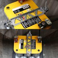 DNA MOTORING Batt-Long-SL Battery Tie Down Mount Bracket
