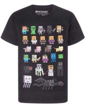 Minecraft Sprites Boy's T-Shirt