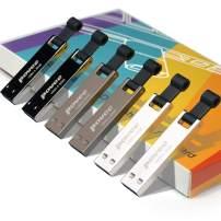 32GB USB 3.0 Flash Drive-6 Pack Metal USB3.0 High Speed Thumb Pen Drive Disk Memory Stick USB Storage