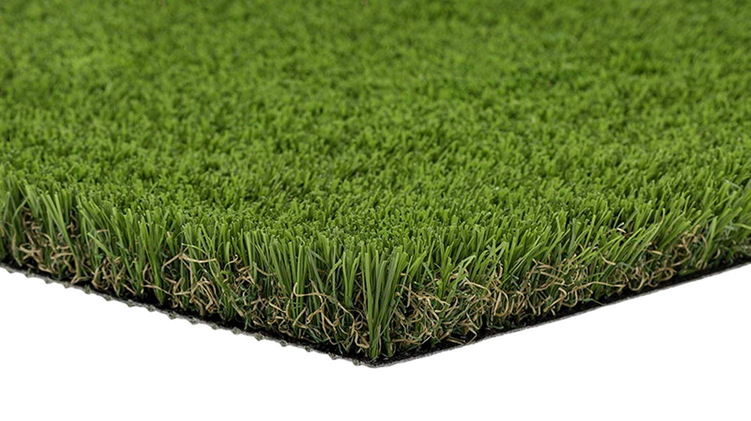 """PZG Premium Deluxe Artificial Grass Patch w/ Drainage Holes 
