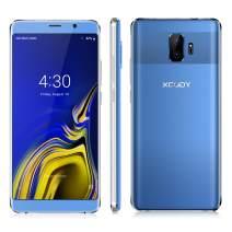 Cell Phone Unlocked, Xgody Android 8.1 Smartphones International Version, Dual Sim Celulares Desbloqueados 6 inch (18:9) Screen 1GB RAM 8GB ROM 2500mAh Battery