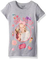 Jojo Siwa Girls' Little Short Sleeve T-Shirt