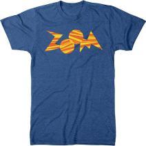Vintage TV Zoom Men's Modern Fit Tri-Blend T-Shirt