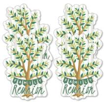Family Tree Reunion - Family Tree Decorations DIY Family Gathering Party Essentials - Set of 20