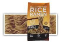 Lotus Foods Gourmet Buckwheat Mushroom Brown Rice Ramen and Mushroom Soup, Gluten-Free, 2.8 Oz (Pack Of 10)