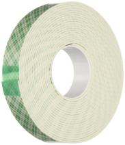 "3M 4016 Natural Polyurethane Double Coated Foam Tape, 2"" Width x 36yd Length (1 roll)"