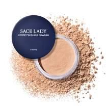 SACE LADY Mineral Loose Setting PowderSoft-matte Finish Oil-control Face Powder,Medium
