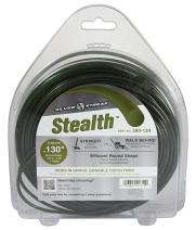 Silver Streak Stealth Trimmer Line.130 1 lb. Donut, ea, 1