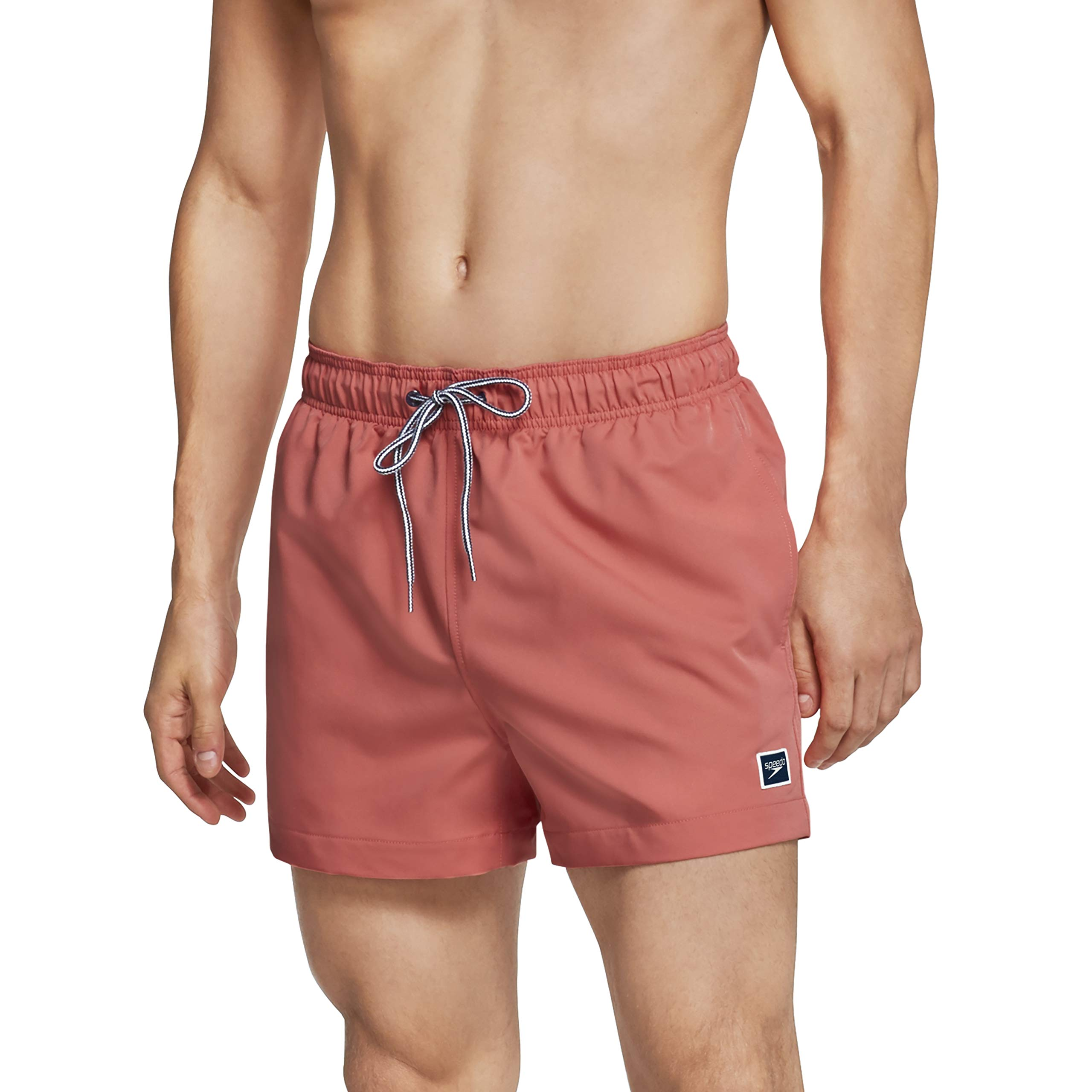 Speedo Men's Swim Trunk Short Length Redondo Solid