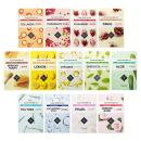 ETUDE HOUSE 0.2mm Therapy Air Mask Combo Pack (13pcs) | Korean Masks | Light and Comfortable Like the Air | Hypo-Allergenic Mask Sheet for Sensitive Skin Type