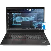 "Lenovo ThinkPad P52s 15.6"" Touchscreen School and Business Laptop (Intel 8th Gen i7-8550U 4-Core, 32GB RAM, 1TB PCIe SSD, 15.6"" FHD 1920x1080 Touch, Quadro P500, Fingerprint, dTPM, Win 10 Pro)"