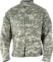 Propper Men's 50N/50C ACU Coat Jacket