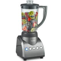 VonShef Countertop Blender and Mixer, with 6 Cup Jar, Multi-Function Blender, High Speed Smoothie Blender, Ice Crush, Great For Smoothies and Shakes, 750W