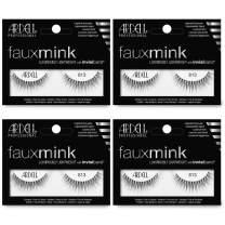 Ardell Faux Mink 813 Black, 4 Pack