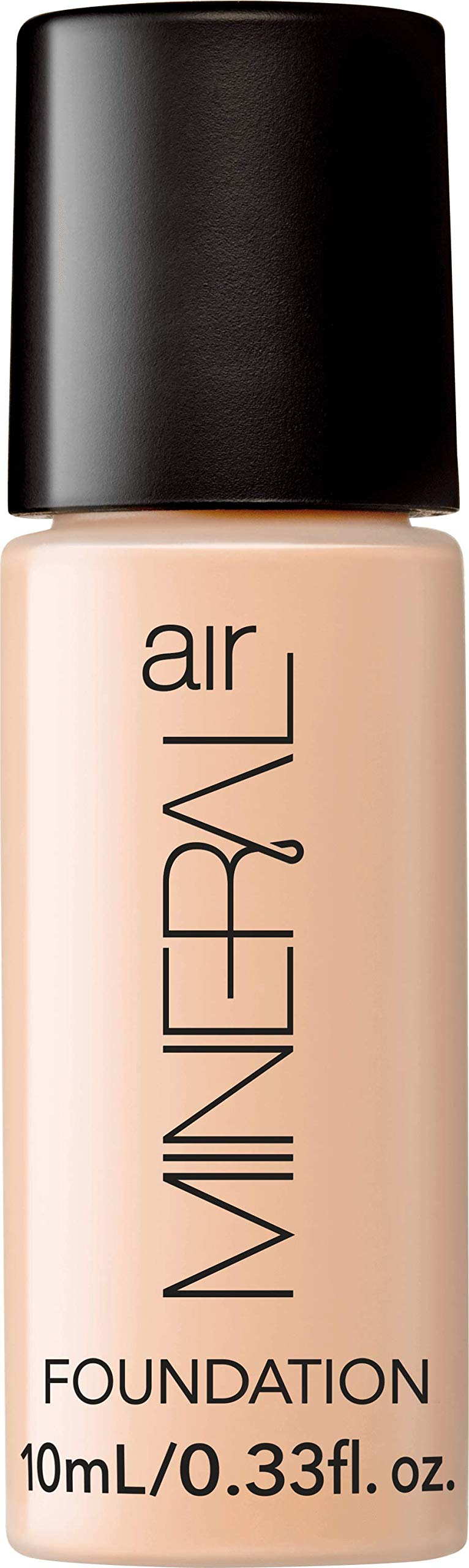 Mineral Air Four-in-One Foundation for Mineral Air Mist Device—Color, 10 ml, Travel Size - Porcelain