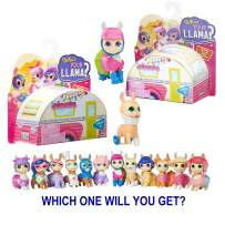 Who's Your Llama Llama Toys Surprise Figures! Series #1 - 12 Different Collectible Figures! Assorted - Perfect for Birthday Party Favors, Christmas or Hanukkah [Amazon Exclusive 2-Pack]