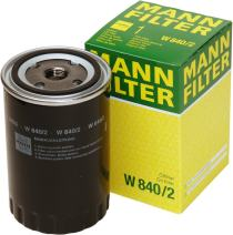 Mann-Filter W 840/2 Spin-on Oil Filter