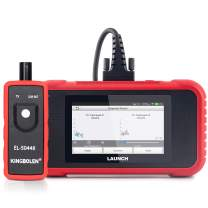 LAUNCH Code Reader - CRP123E OBD2 Scanner for Engine Transmission ABS SRS Scan Tool Car Diagnostic Tool with Battery Test, AutoVIN, Wi-Fi Free Updates, Upgraded Version of CRP123