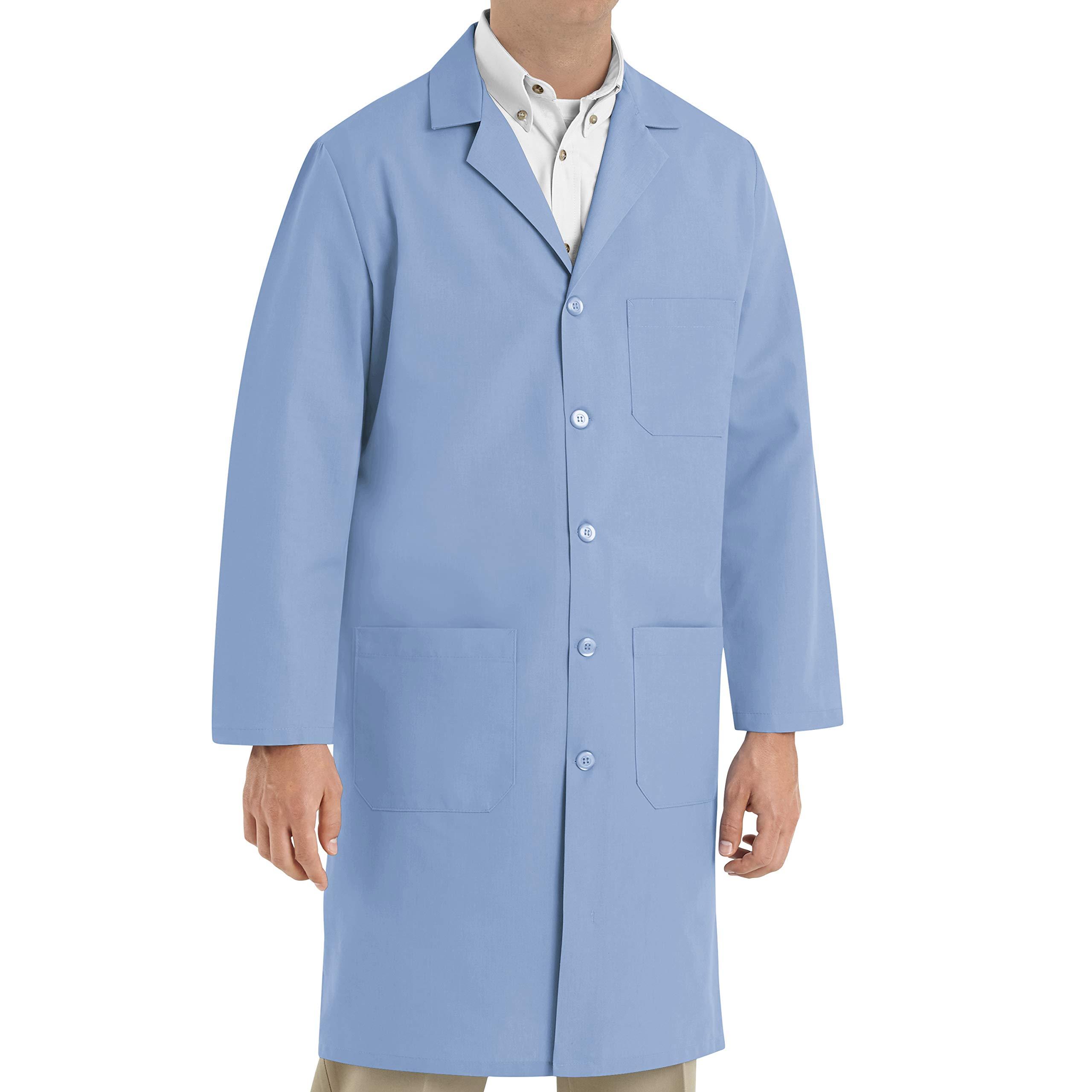 Red Kap Men's Exterior Pocket Original Lab Coat