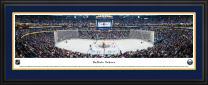 Buffalo Sabres - Center Ice at KeyBank Center - Blakeway Panoramas Poster Print