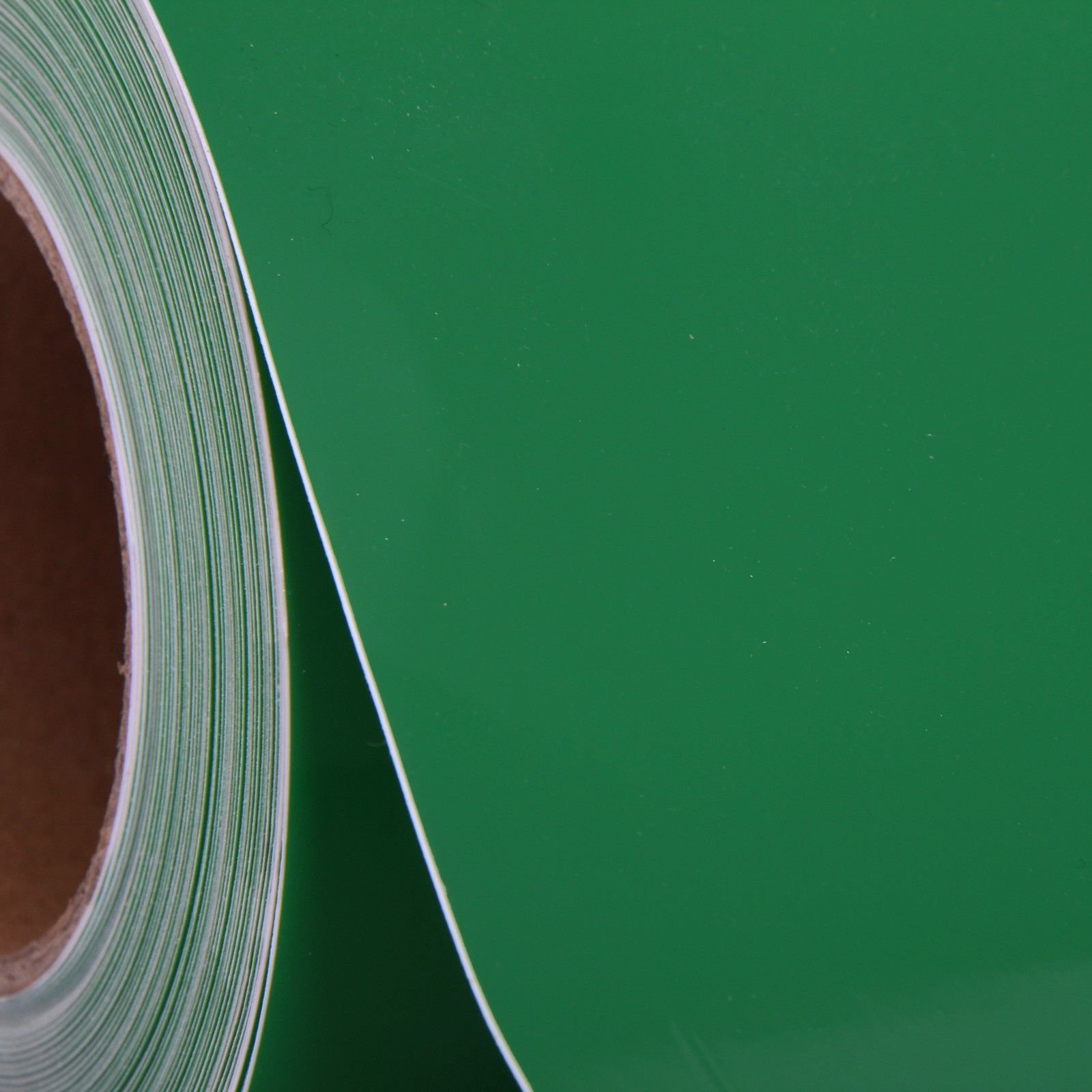 """Threadart Bright Green Self Adhesive Sign and Hobby Vinyl Film by The Yard 24"""" Wide - Available in Over 20 Colors"""