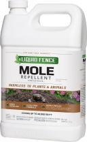 Liquid Fence 70167-1 Mole Repellent, 1-Gallon(Pack of 4)