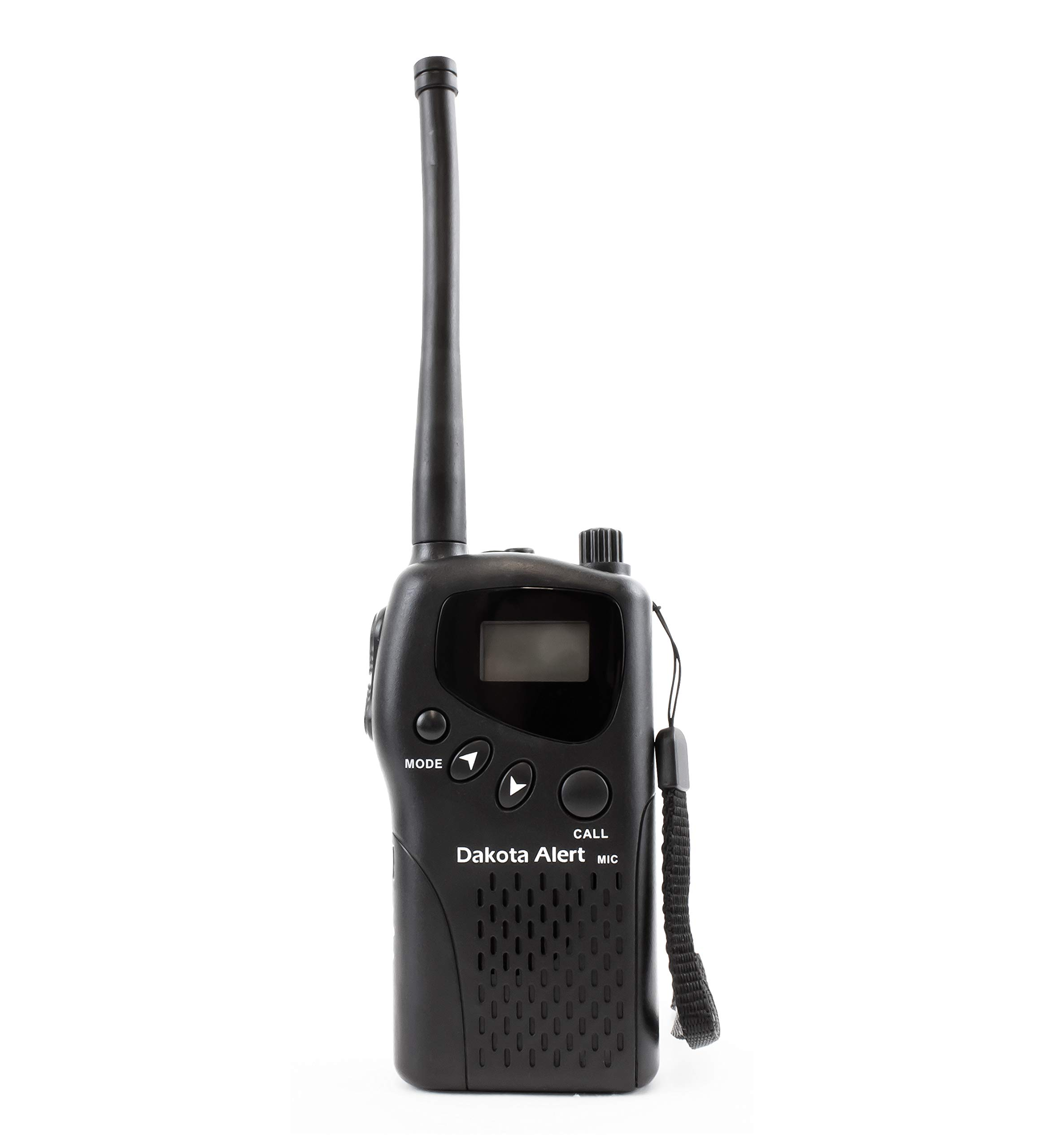 Dakota Alert M538-HT MURS Wireless VHF Transceiver - Handheld 2-Way Radio License Free - Multi Use Radio Service