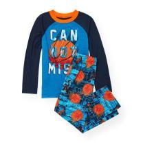 The Children's Place Big Boys' Miss 2 Piece Fashion Sleepwear