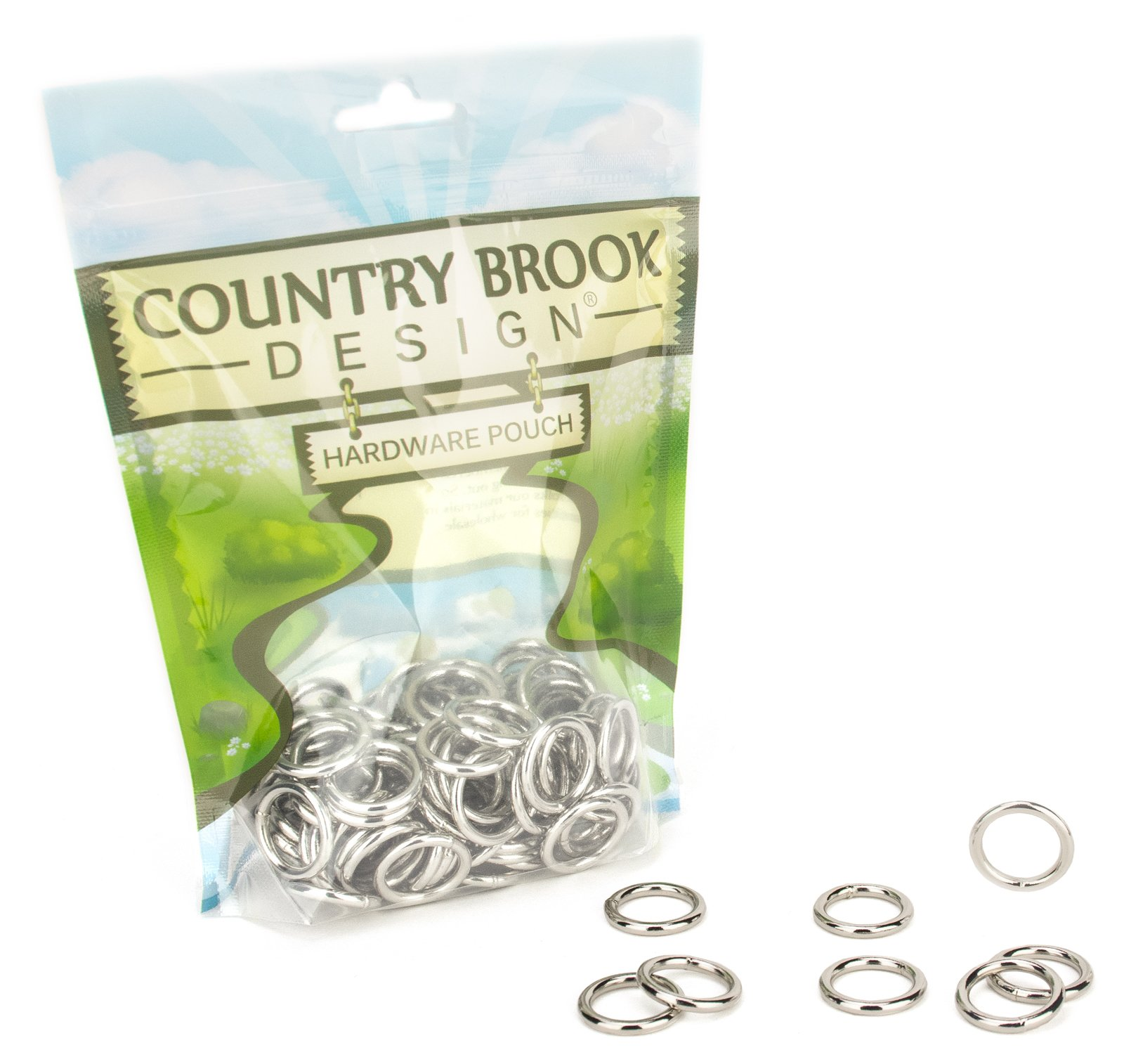 10 - Country Brook Design | 5/8 Inch Welded Heavy O-Rings