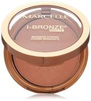 Marcelle I-Bronze Bronzing Powder, Dark Bronze, Hypoallergenic and Fragrance-Free, 0.3 oz