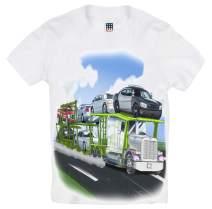 Shirts That Go Little Boys' Truck T-Shirt