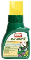 Ortho MAX Malathion Insect Spray Concentrate, 16 oz.