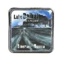 Spartan and the Green Egg Explorer Pin Series: Lake Baikal - Siberia, Russia (44)