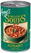 Amy's Soups, Organic Alphabet Soup, 14.1 Ounce