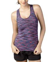 LAPASA Active - Women's Tank Tops Sports T-Shirt, Non-Sleeve, Slim Fit (Ideal for Running, Yoga, Workout) L06